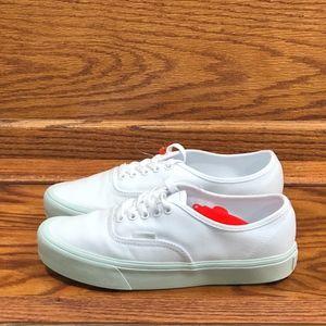 Vans Authentic Lite Pop Pastel True White Shoes